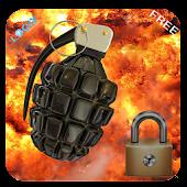 Grenade Screen lock APK for Bluestacks