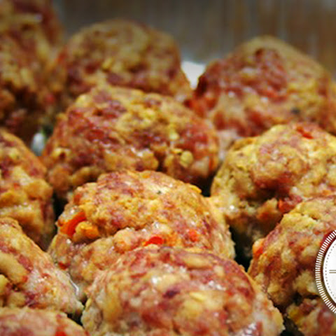 Perfect Pork Meatballs