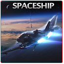 Spaceship Racing 3D icon