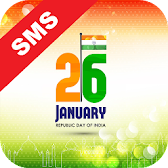 26 January Sms 2018 - Republic Day Sms APK icon