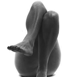 Michelle #4 by Robert Marshall - Nudes & Boudoir Artistic Nude ( boudoir photography, nude studies, artistic nude, b&w nudes, b&w boudoir photography )