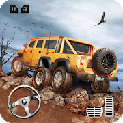 8x8 Spin Tires Offroad Mud-Runner Truck Games 2018 1.6 Icon