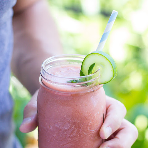 Skin Refreshing Watermelon Smoothie