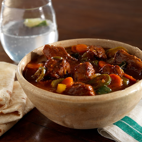 Mexican Pork Shoulder Stew