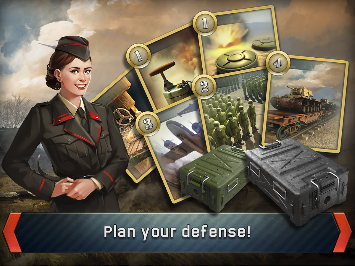 War Conflict Screenshot 13
