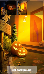 Halloween Pumpkin Wallpaper - screenshot