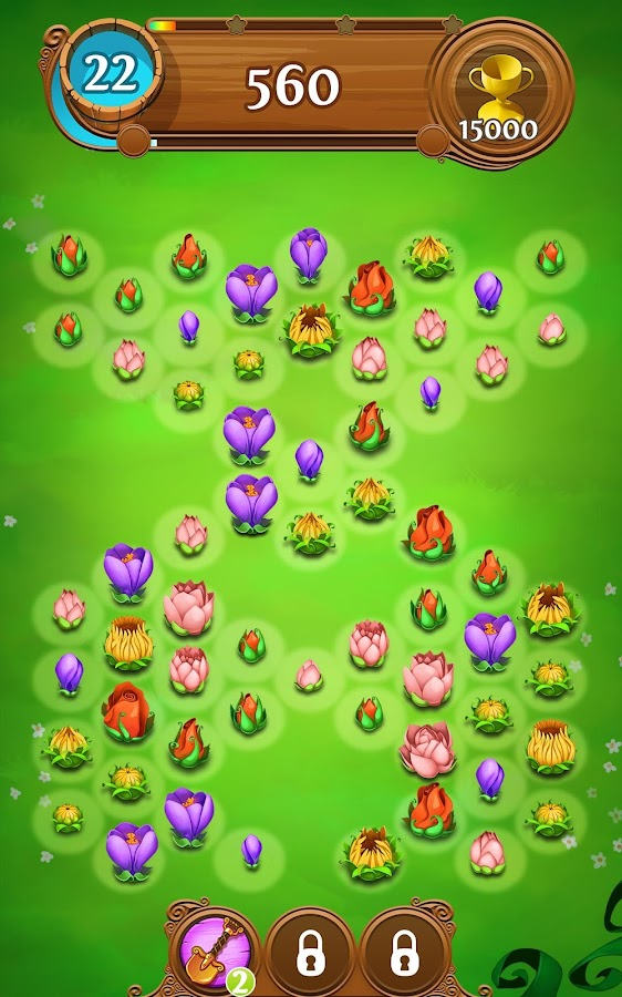 Blossom Blast Saga Screenshot 11