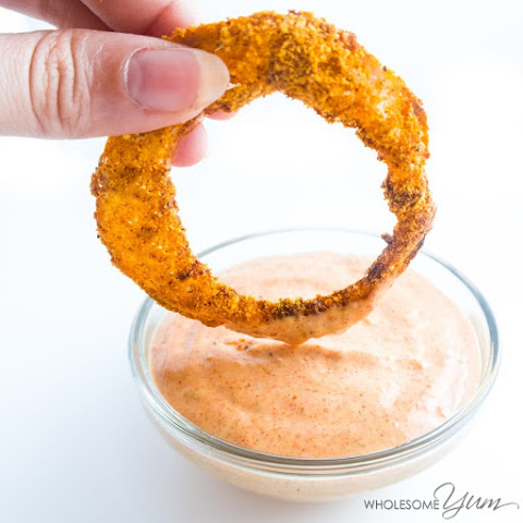 Spicy Appetizer Dipping Sauce (Paleo, Low Carb)