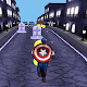 Captain America Subway Run Adventure