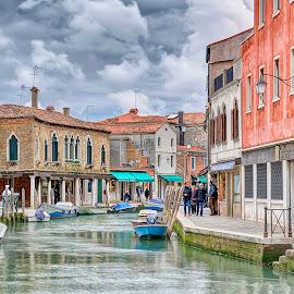 Murano by Cristian Peša - City,  Street & Park  Street Scenes