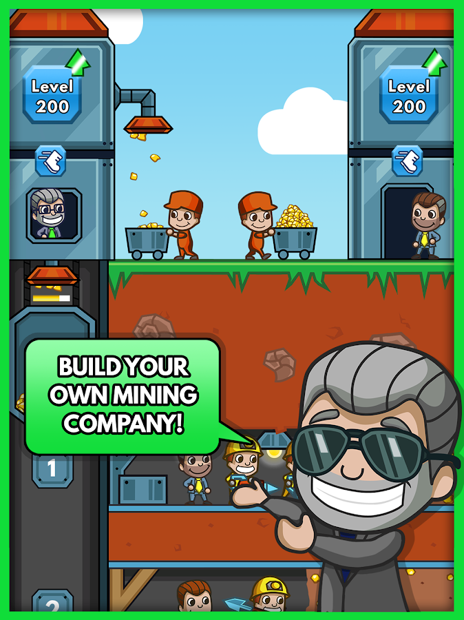 Idle Miner Tycoon Screenshot 7