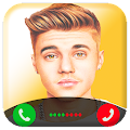 Call From Justin Bieber APK for Bluestacks