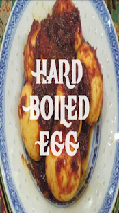 Hard Boiled Egg Recipes - screenshot