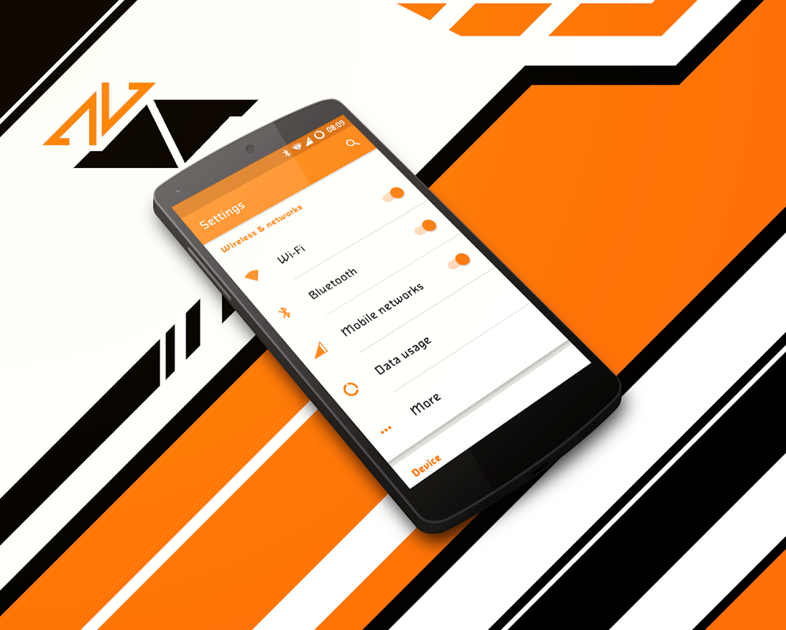 Asiimov CM13 CM12 Theme Screenshot 4