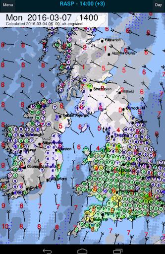 Soaring Weather Europe 2016 - screenshot