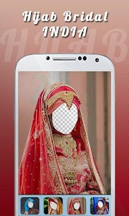 Hijab Bridal India - screenshot