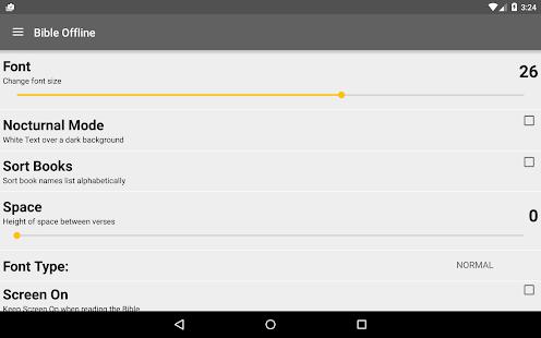 App Bible Offline - Holy Word APK for Windows Phone