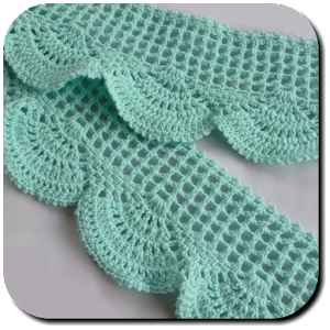 Google Crochet Patterns : Crochet Scarf Patterns - Android Apps on Google Play