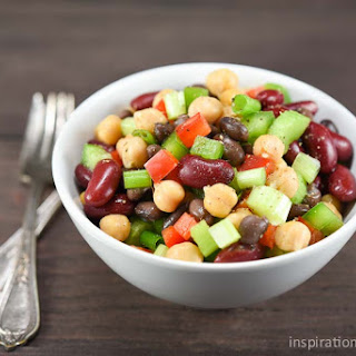 3 Bean Salad No Sugar Recipes