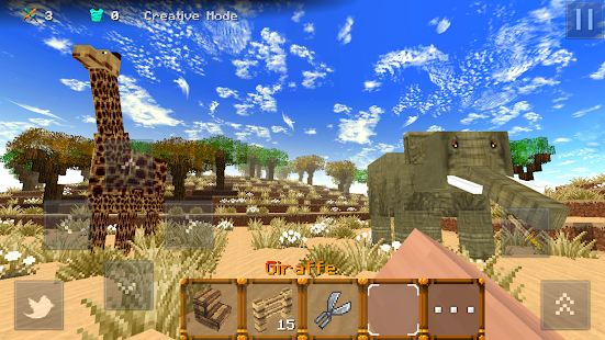 Savanna Craft APK for Lenovo