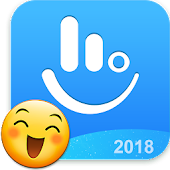 TouchPal Emoji Keyboard - Emoji,theme,sticker,gif Icon
