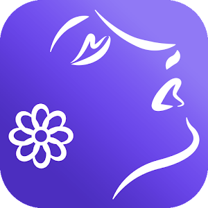 Custom makeup designs, tutorials and beauty tips. APK Icon