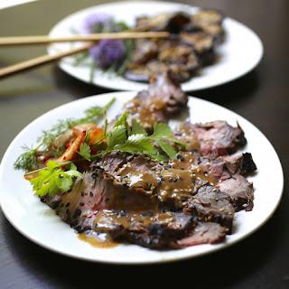 Asian Marinated Flank Steak Recipes
