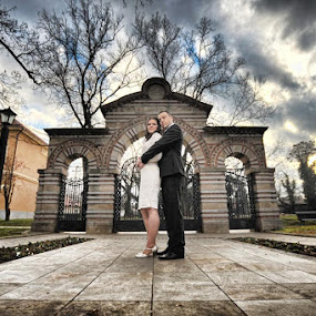 by Foto Zrak - Wedding Bride & Groom ( love, wedding, wedding day, krusevac, beautiful, foto zrak, bride and groom, nikon, bride )