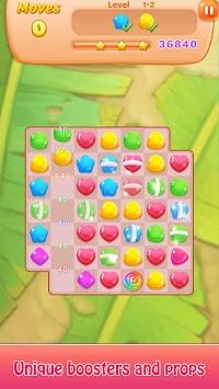 Luscious Candy Match 3 apk screenshot