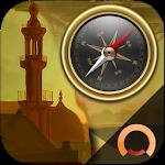 Prayer Times & Qibla Free Icon