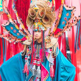Jember Fashion Carnaval @ BSD - 3  by Sucipto Darmaputra - People Fashion ( jfc, fashion, colorful, indonesia, carnaval, jember fashion carnaval )
