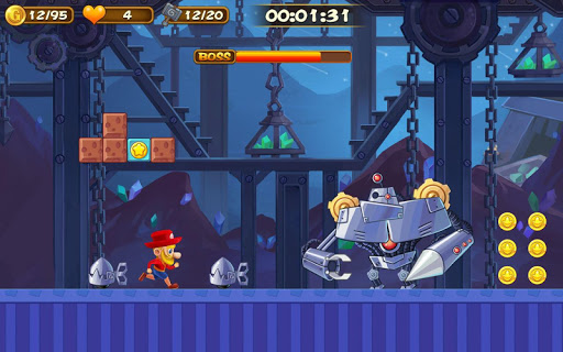 Super Adventure of Jabber screenshot 24