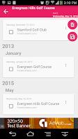 Screenshot of Golfine Free