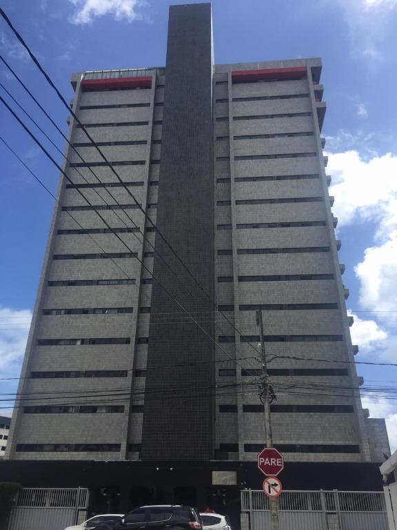 Apartamento com 3 dormitórios para alugar, 160 m² por R$ 0/mês - Manaíra - João Pessoa/PB