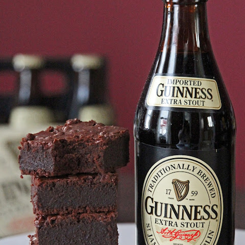 Guinness Stout Brownies