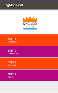 King Mod Root For Coc