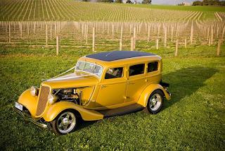 wedding car melbourne
