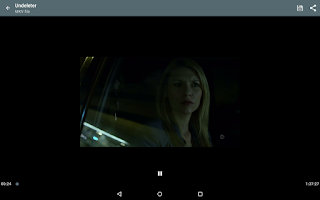 Screenshot of Undeleter Recover Files & Data