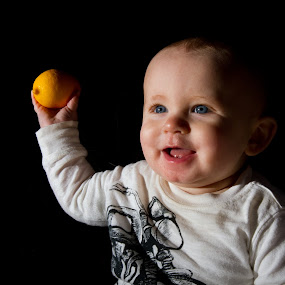 Lemon by Kenneth Glazebrook - Babies & Children Babies ( throw, curren, baby, lemon )