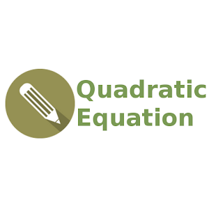 Download Quadratic Equation For PC Windows and Mac