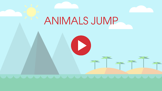 Animals Jump - screenshot