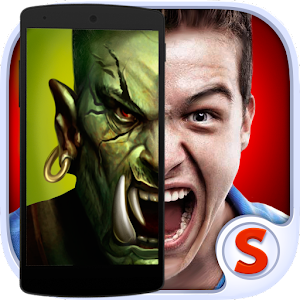 Face scanner: Orcs vs Men