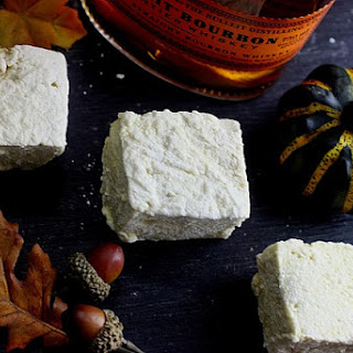 Pumpkin Bourbon Marshmallows