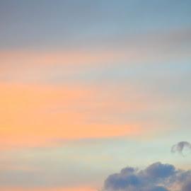 by Krystle Schwartz - Landscapes Cloud Formations