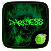 Download Darkness GO Keyboard theme APK to PC