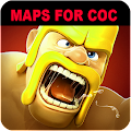 Maps for Clash of Clans APK for Bluestacks