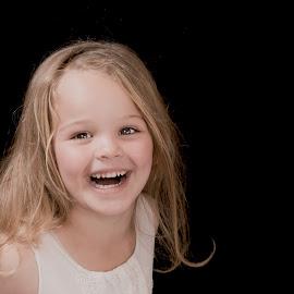 Girl by Ansie Meintjes - Babies & Children Child Portraits ( child, girls )