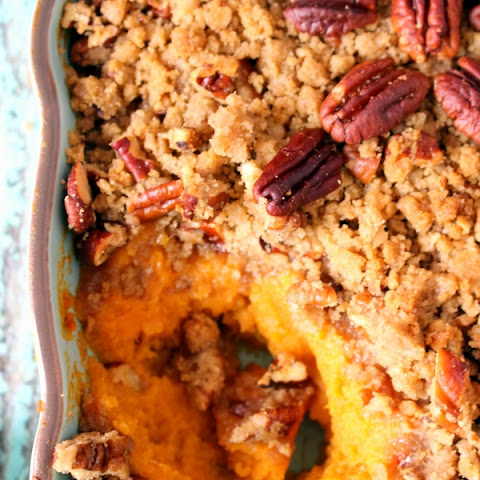 Ruth's Chris Copycat Sweet Potato Casserole