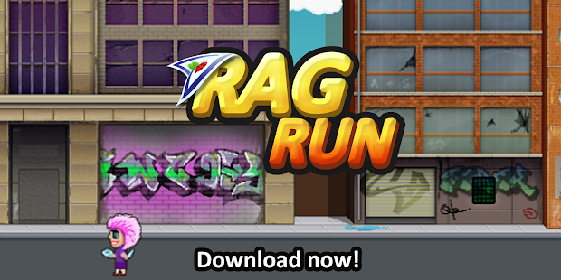 Rag Run - screenshot