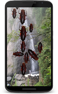 Cockroach run on screen prank APK for Kindle Fire